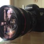 ロビエル家のカメラ EOS6D