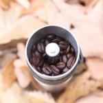 キャンプで美味しいコーヒーを ポーレックス コーヒーミル