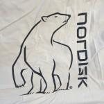 ノルディスクの展示を見てきました
