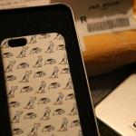 ワイヤーフォックステリアのiPhoneケース
