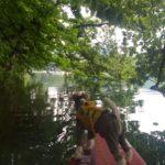 青木湖SUPキャンプ – 2016/7/15-17(2日目)