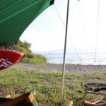 水晶浜ドライブ – 琵琶湖SUPキャンプ – 2016/9/22-9/25(4日目)